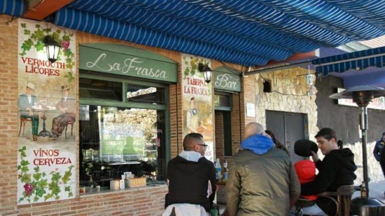 Taberna La Frasca - Cervezas La Vallekana, la cerveza artesana de Vallecas